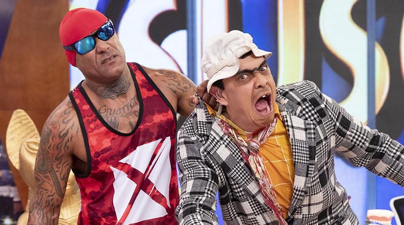 El Gato' Baptista y Osmín pasaron por The Suso´s Show