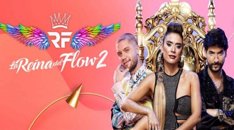 Esta noche estreno de La Reina del Flow 2